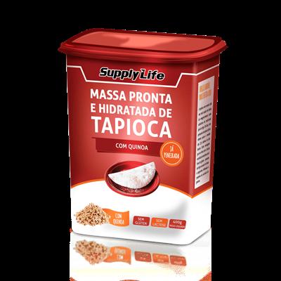 Tapioca c/ Quinoa - Supply Life