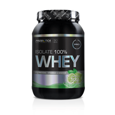 Isolate 100% Whey - Probiótica