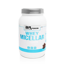 Whey Micellar Foods 900g - BR Foods