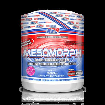 Mesomorph - APS